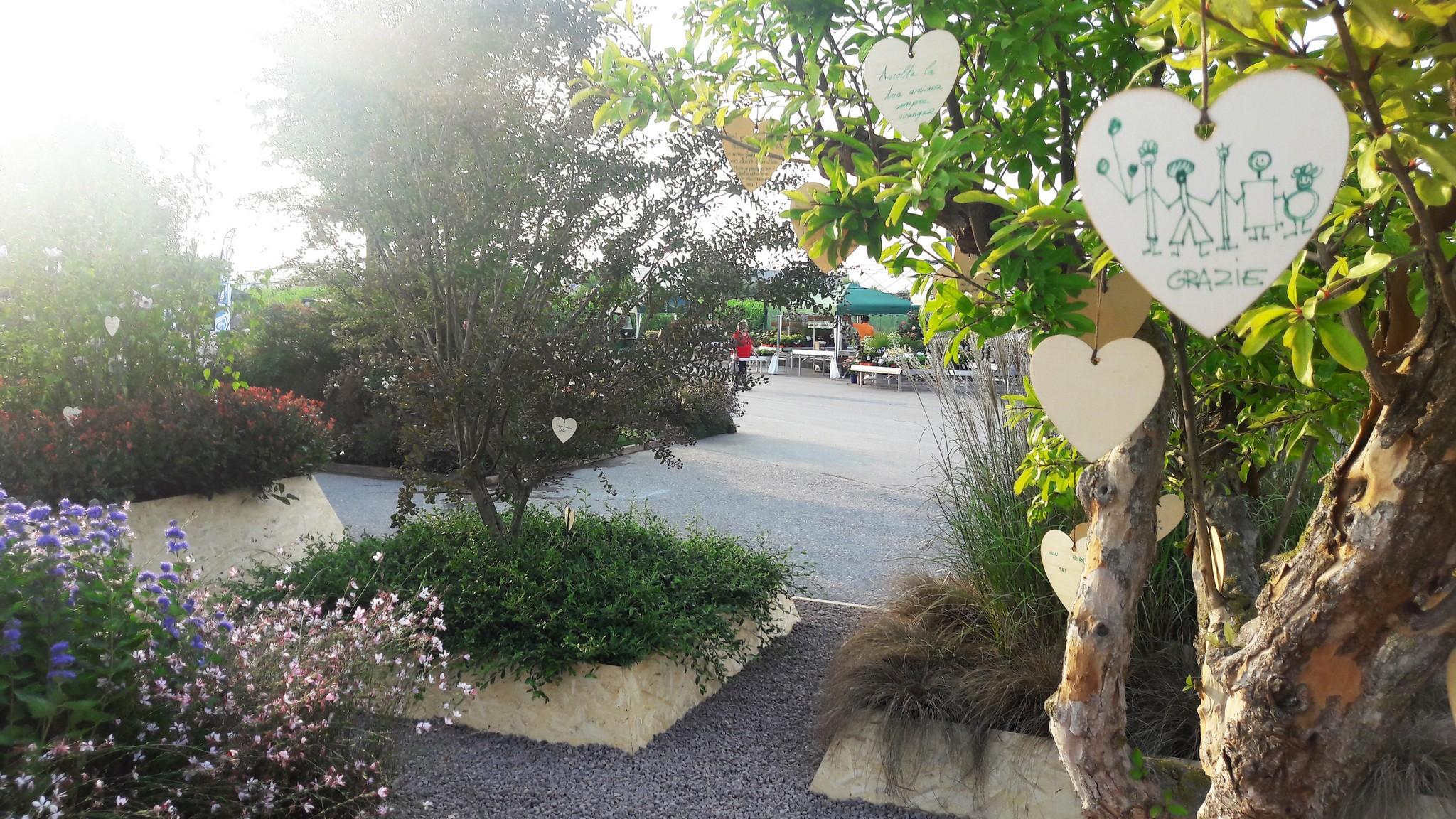 Concorso giardini Verdeggiando_115 Ode al giorno felice (ON78V) Ida Lia Russo