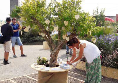 Concorso giardini Verdeggiando_124 Ode al giorno felice (ON78V) Ida Lia Russo
